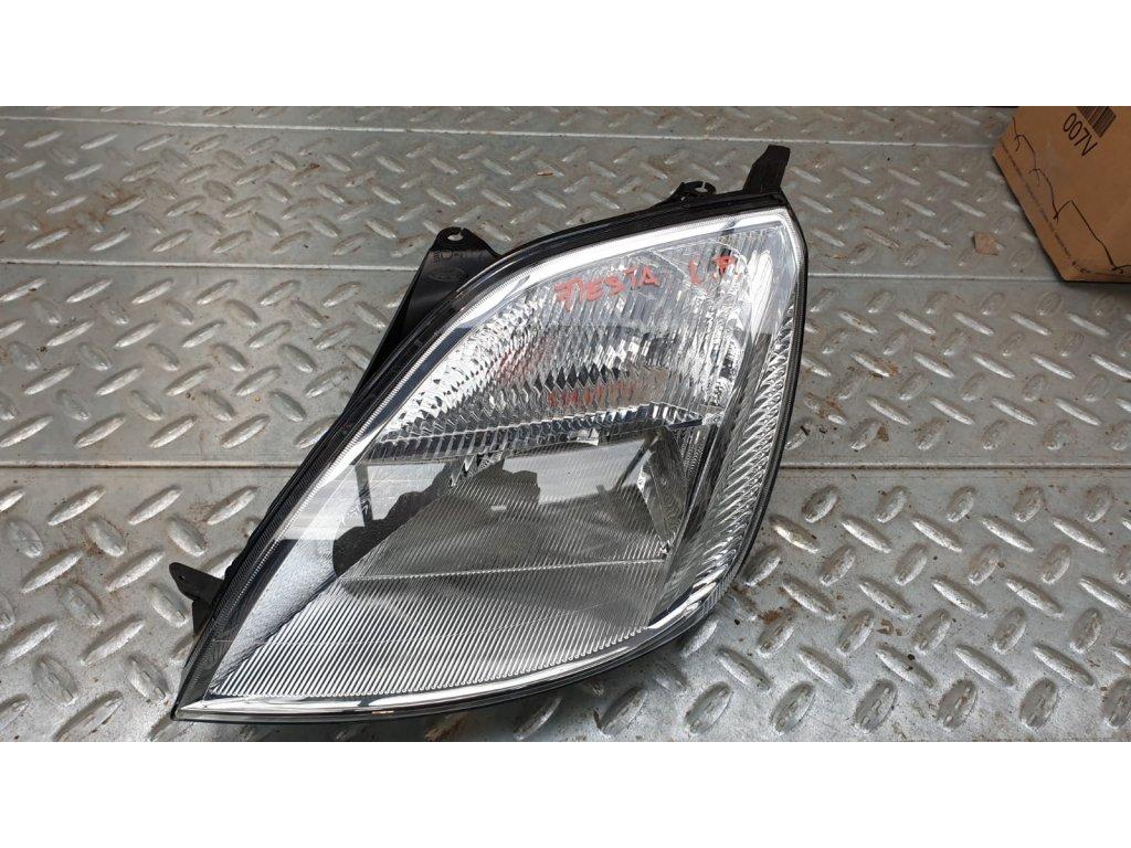 levá přední lampa Ford Fiesta 2S6X-13W030-CE