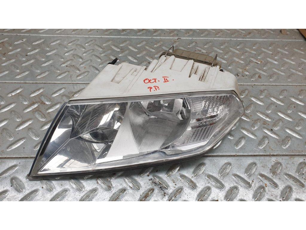 Levá přední lampa Škoda Octavia II 1Z1 941 017 P