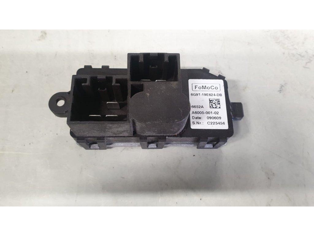 Odpor topení Ford 6G9T-19E624-DB