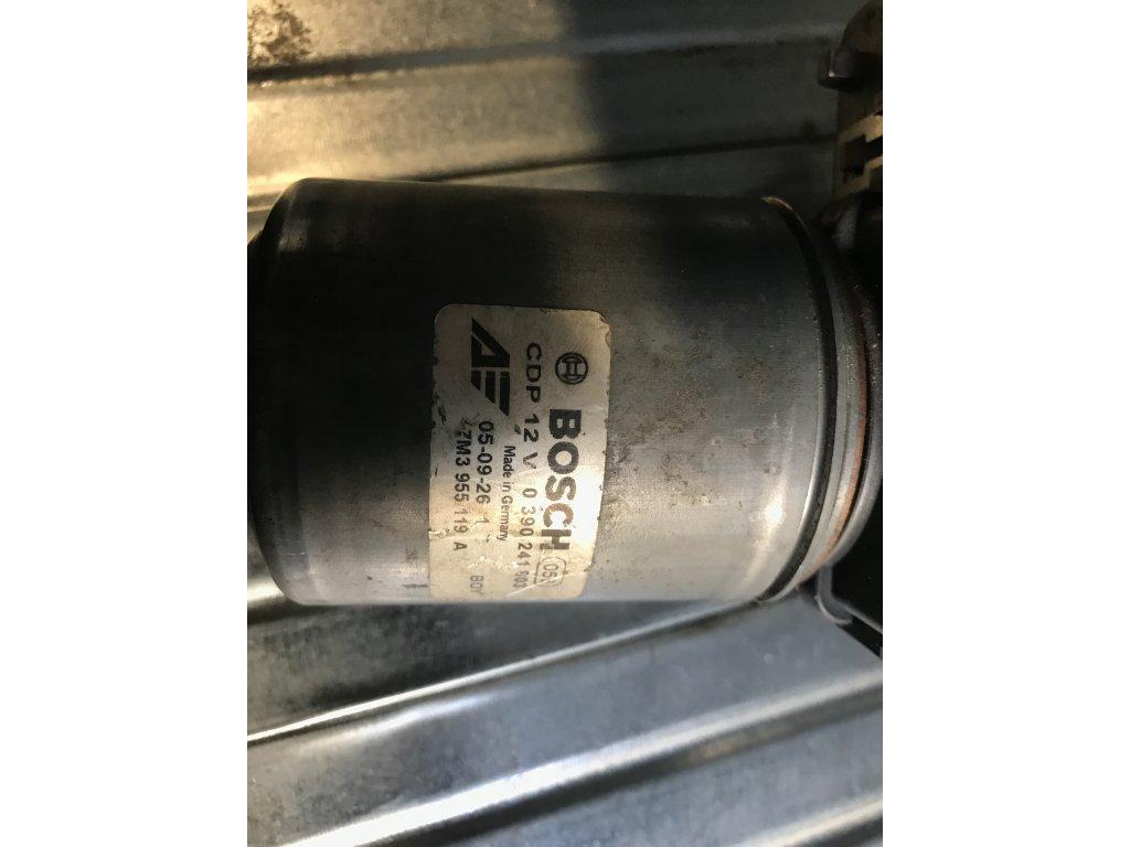 Motorek předních stěračů 7M3 955 119 A