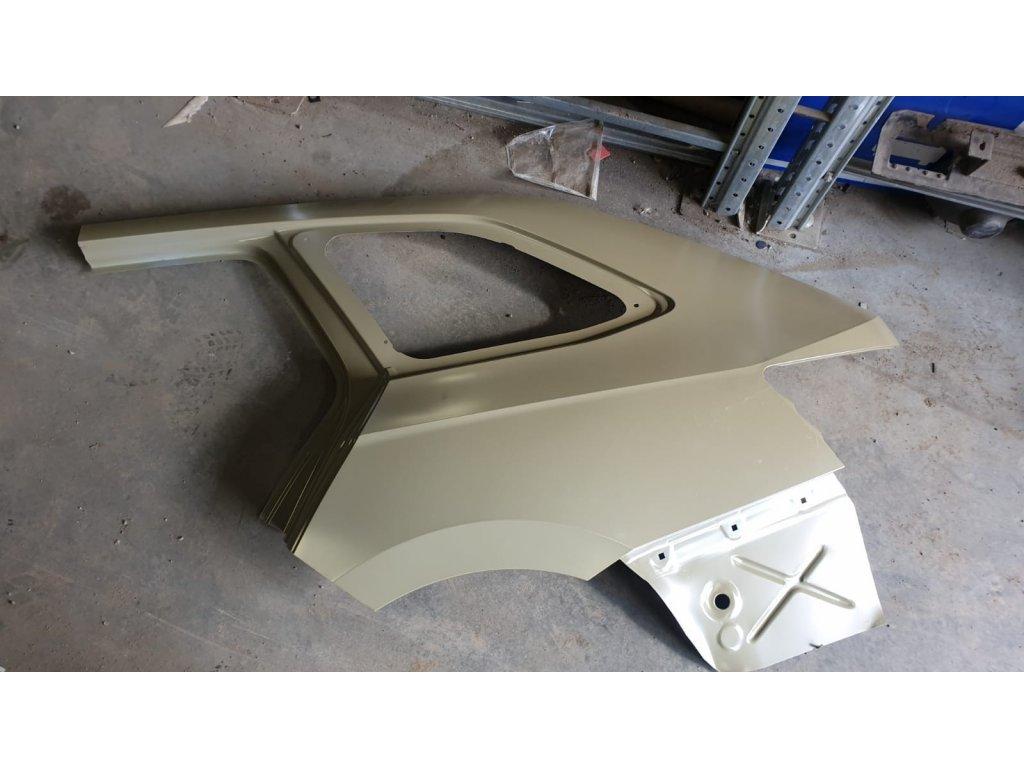 Levý zadní blatník Škoda Superb III Combi