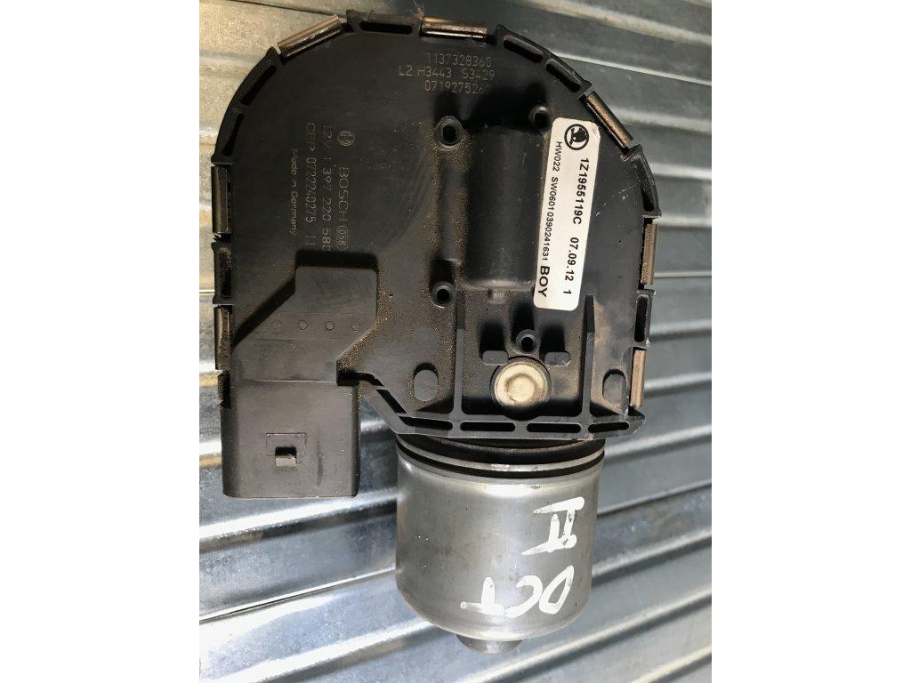 Motorek předních stěračů 1Z1 955 119 C