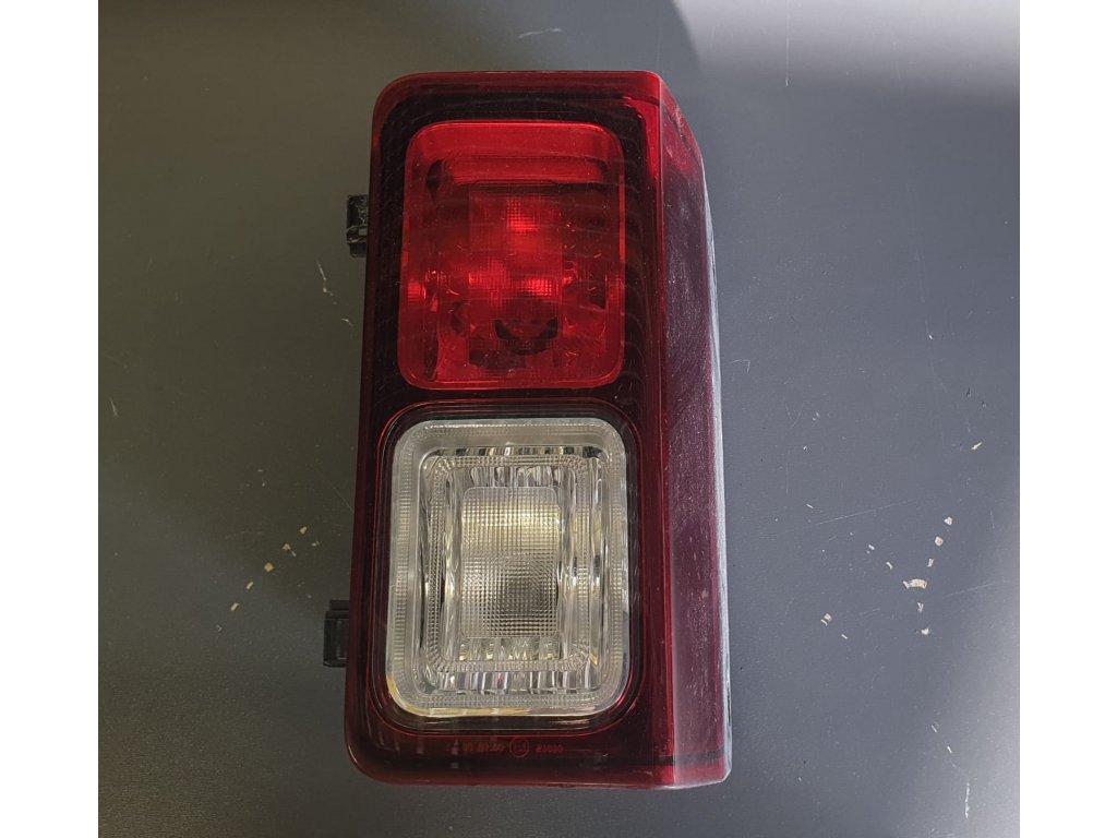 Zadní světlo Renault Trafic II265598248R