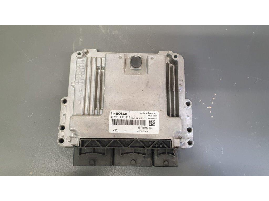 Řídící jednotka motoru Renault Trafic II 237106626R