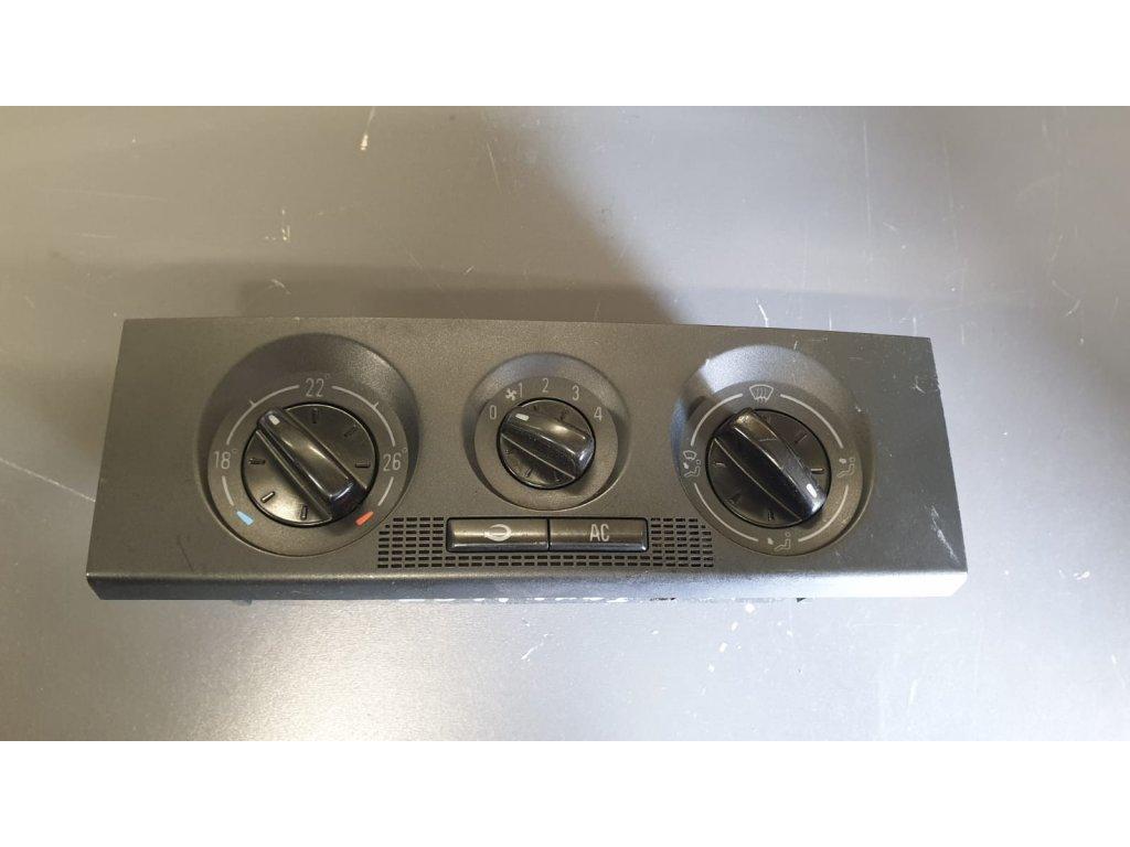 Ovládání topení Škoda Fabia 6Y0820045A