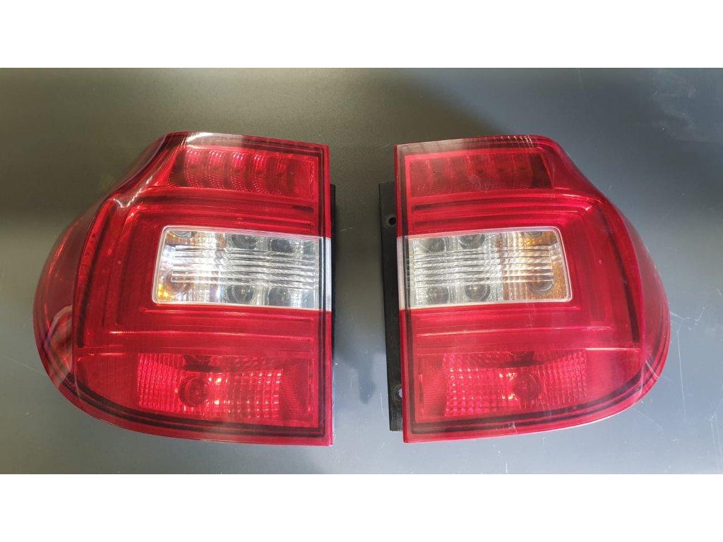 Zadní lampa Škoda YETI facelift LED 5LD945096 5LD945112