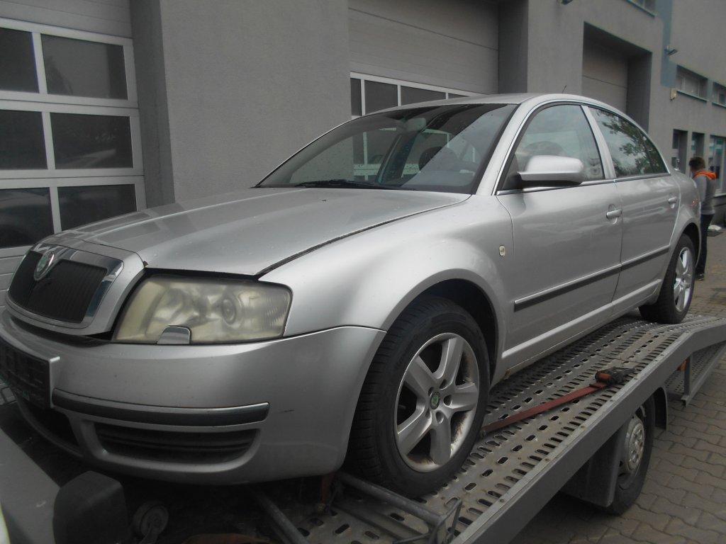 Náhradní díly Škoda Superb I 2.5 TDI 120kw Automat
