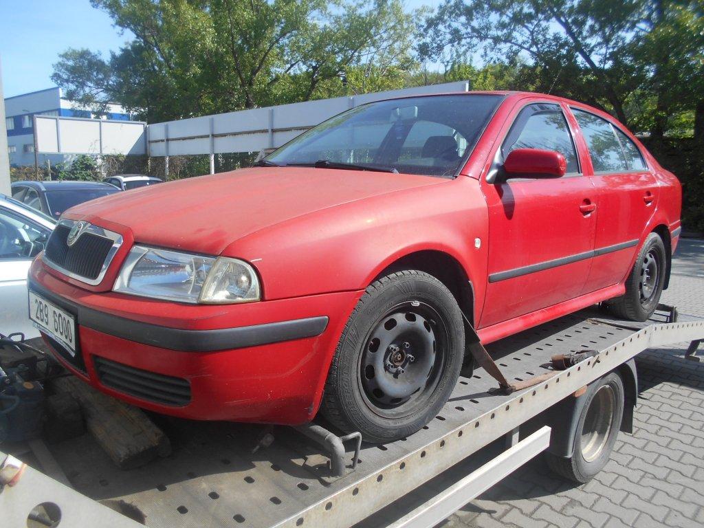 Škoda Octavia I 1.6i 75kw BFQ