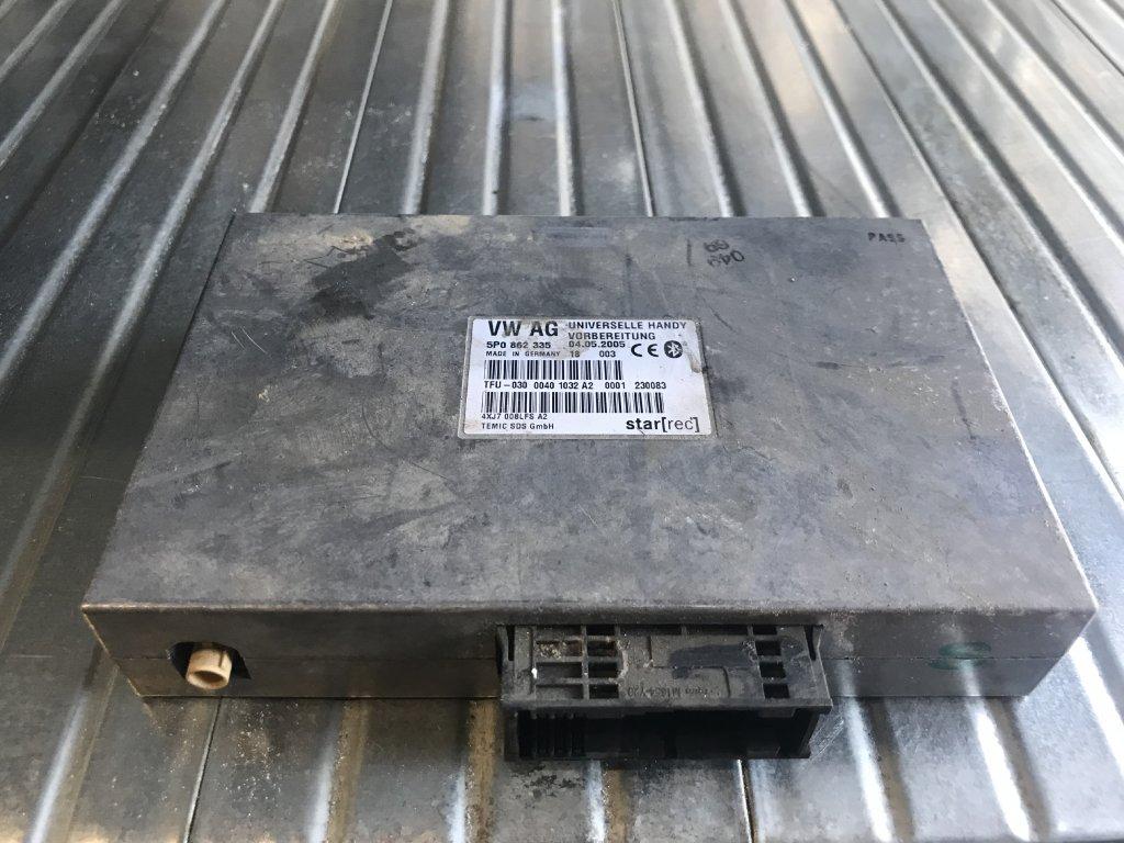 Modul bluetooth 5P0 862 335  Bluetooth