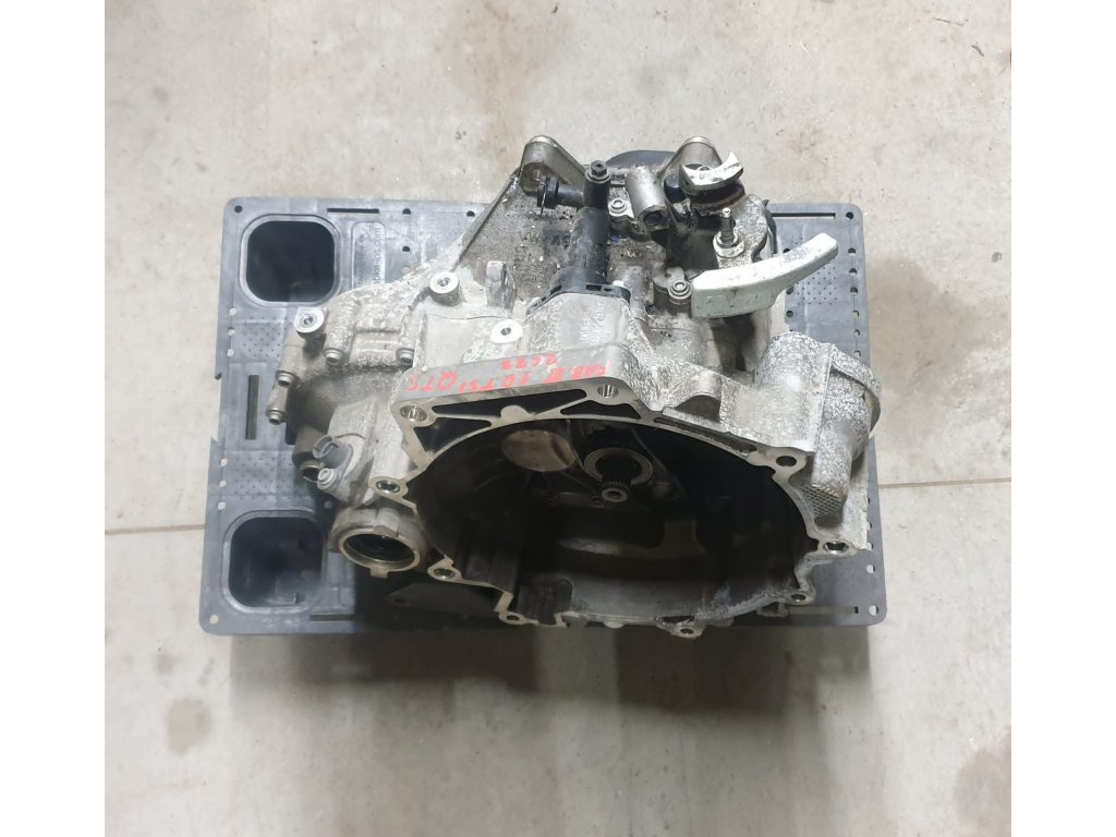 Převodovka Škoda Fabia III 1.0 TSI QTS