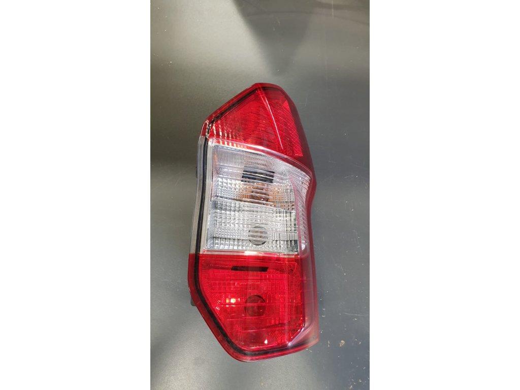 Ford Transit Courier pravá zadní lampa ET76 13404 AB
