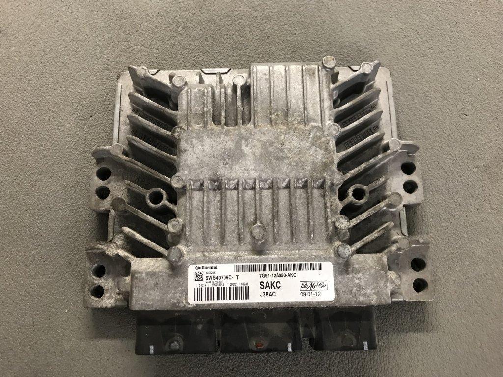 Řídící jednotka motoru Ford 7G91-12A650-AKC