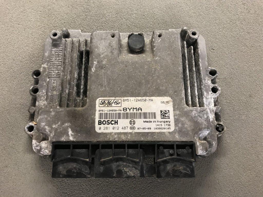 Řídící jednotka motoru Ford 8M51-12A650-MA