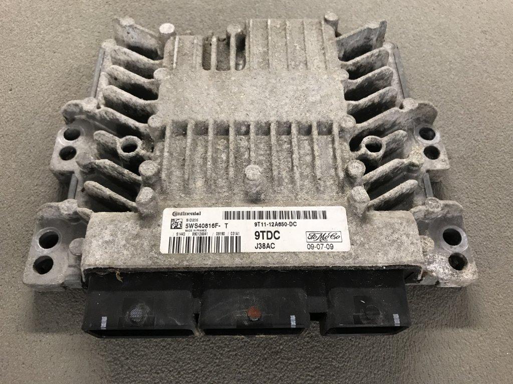 Řídící jednotka motoru Ford 9T11-12A650-DC