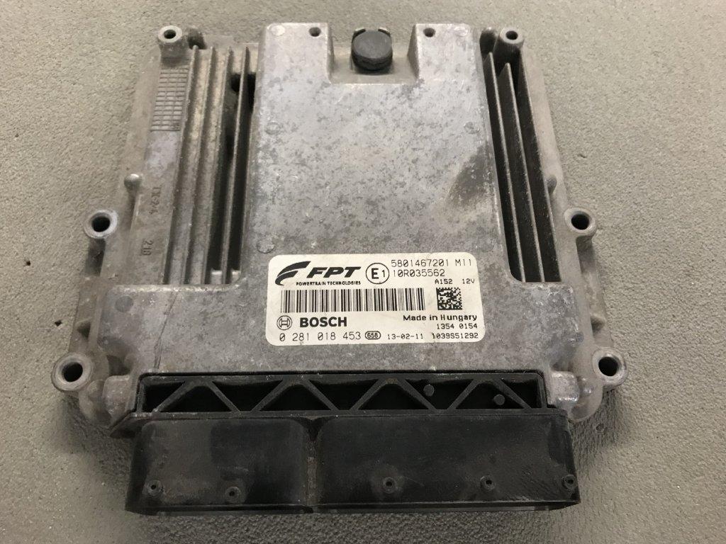 Řídící jednotka motoru Iveco 0281 018 453