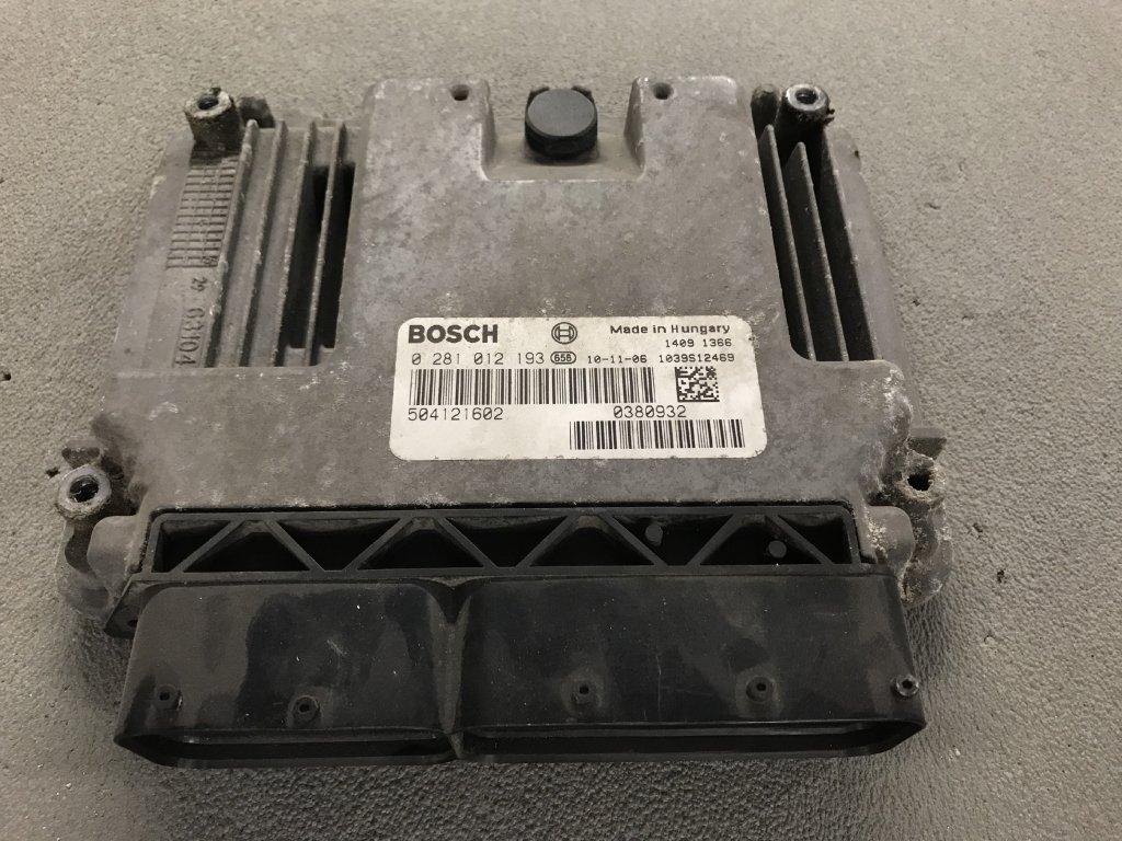 Řídící jednotka motoru Iveco 0281 012 193