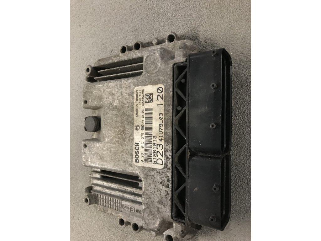 Řídící jednotka motoru Fiat 0281 015 576