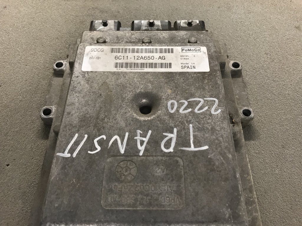Řídící jednotka motoru Ford 6C11-12A650-AG