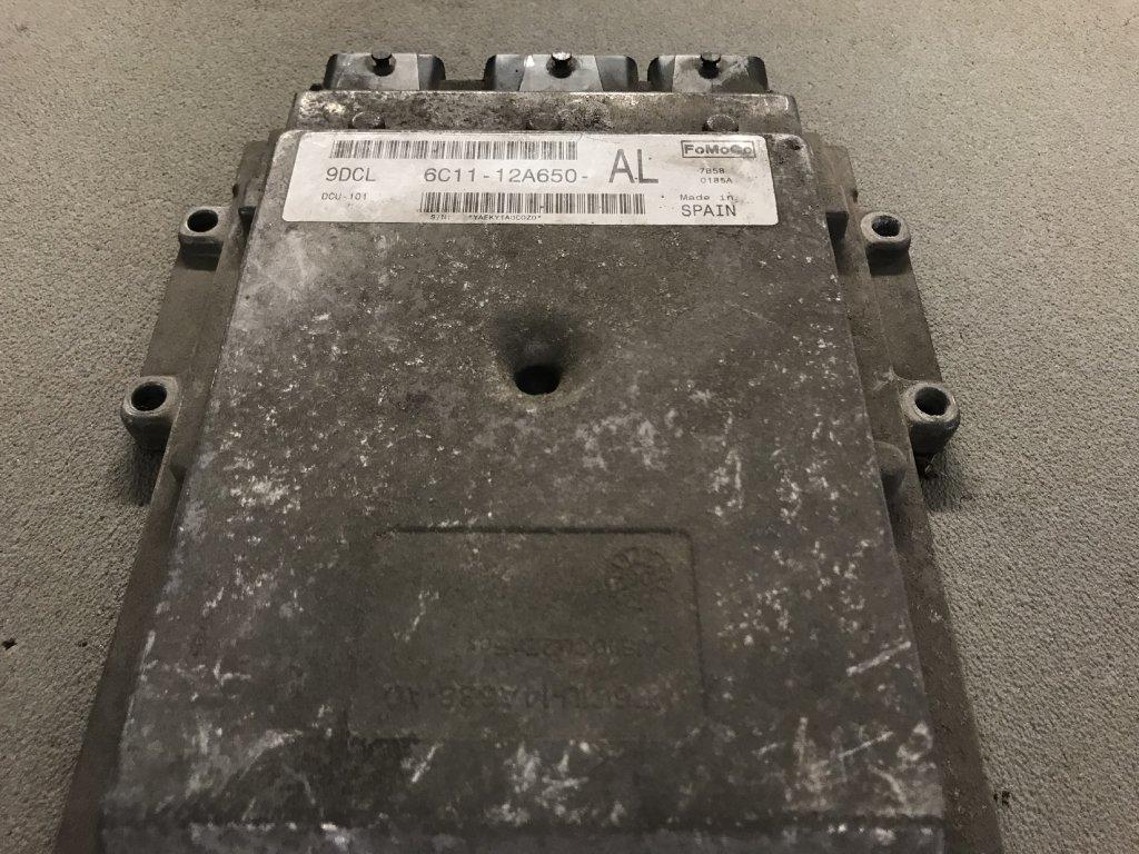 Řídící jednotka motoru Ford 6C11-12A650-AL