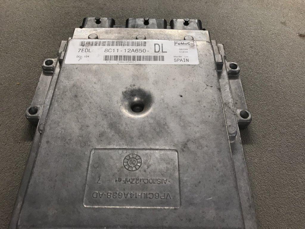Řídící jednotka motoru Ford 8C11-12A650-DL