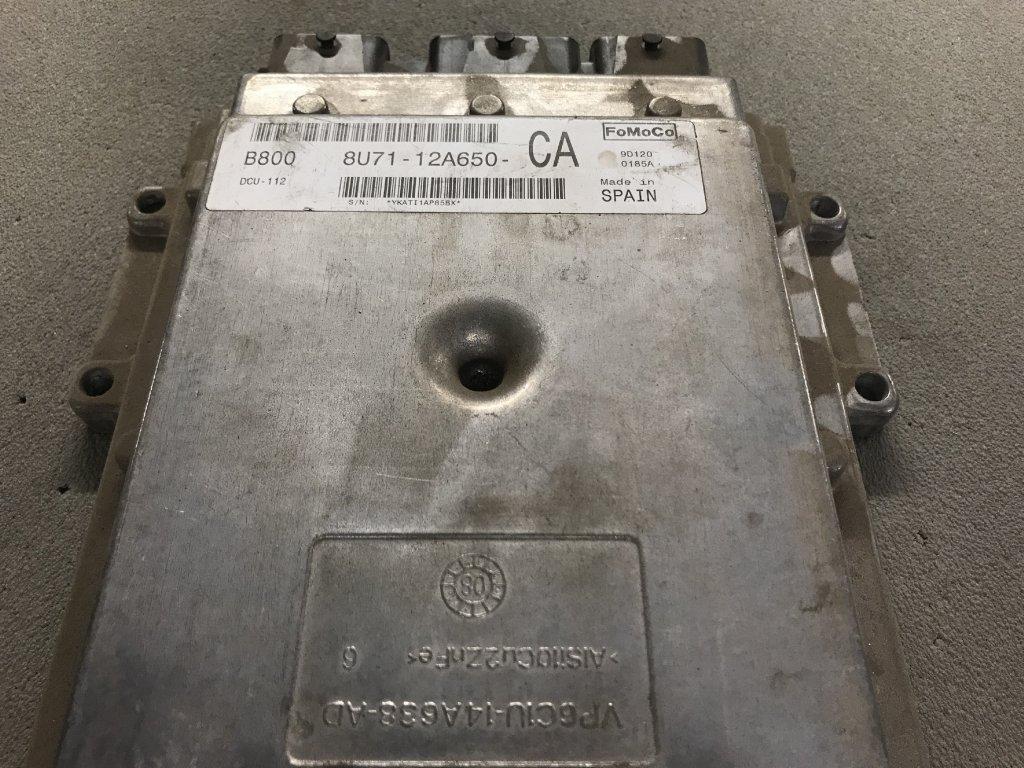 Řídící jednotka motoru Ford 8U71-12A650-CA