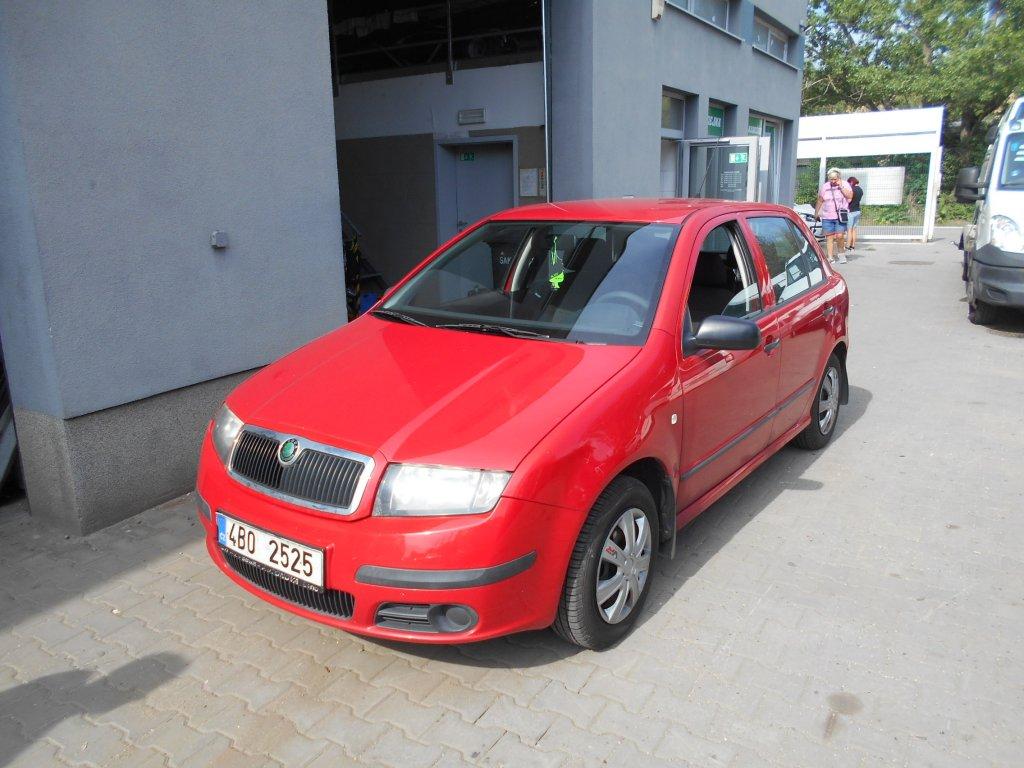 Škoda Fabia I 1.2 HTP BMD