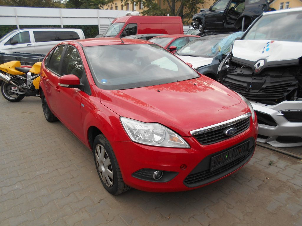 Ford Focus II facelift