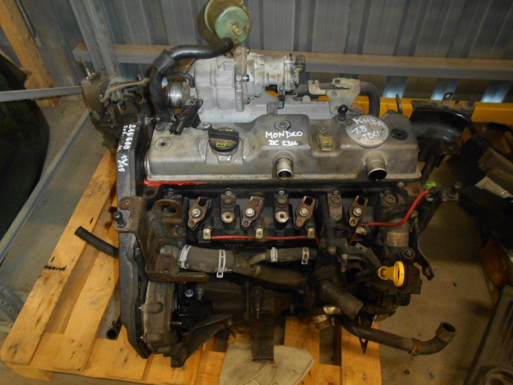 Motor 1,8 TDCi KHBA na Ford Mondeo MK4
