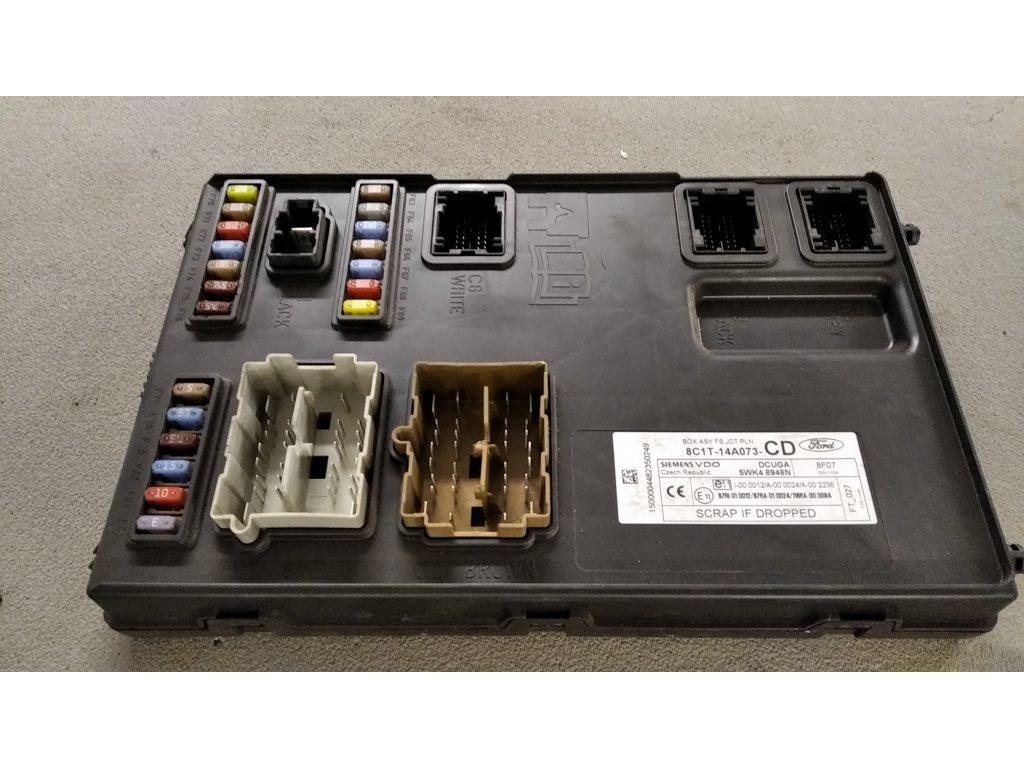 jednotka BSI Ford Transit 8C1T-14A073-CD