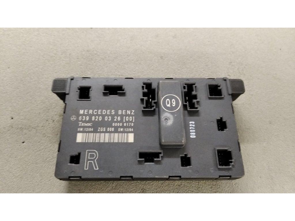 Řídící jednotka Mercedes-Benz Vito 639 820 03 26