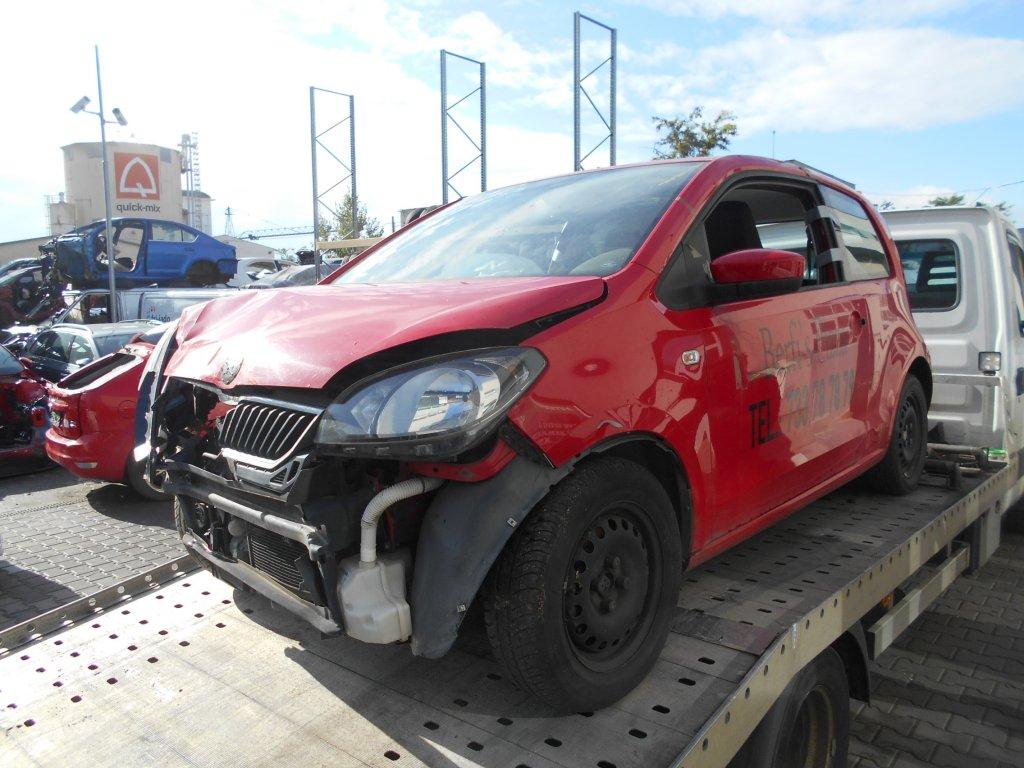 Škoda Citigo CHYA