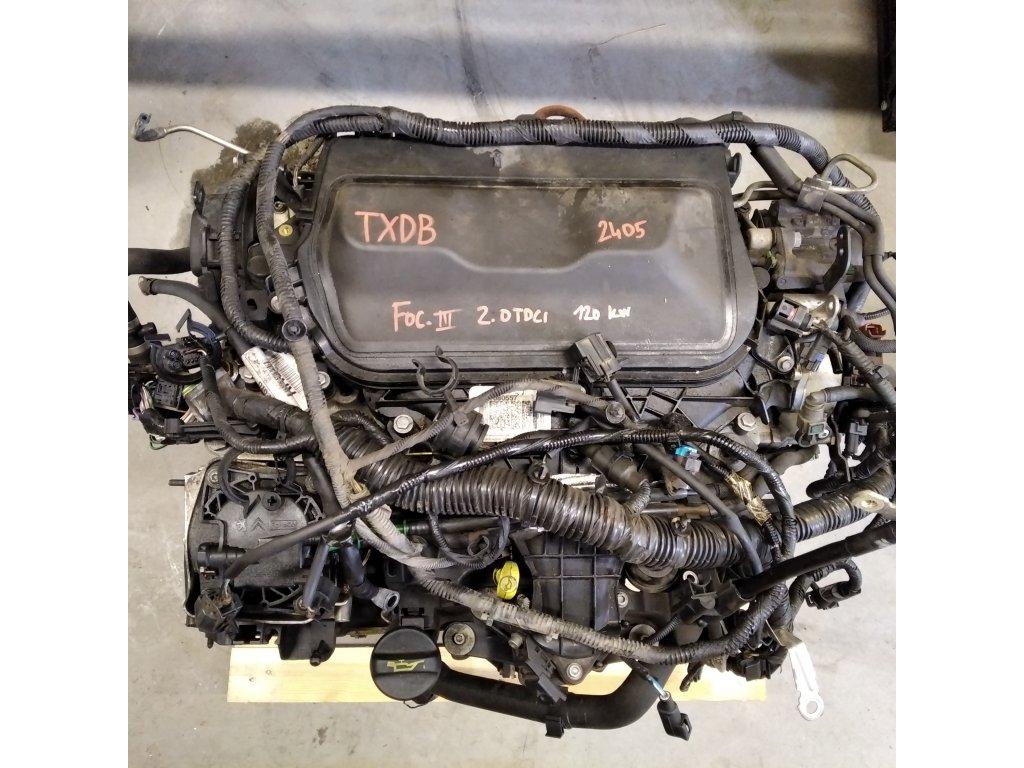 Motor Ford Focus III TXDB 2.0TDCI 120kw