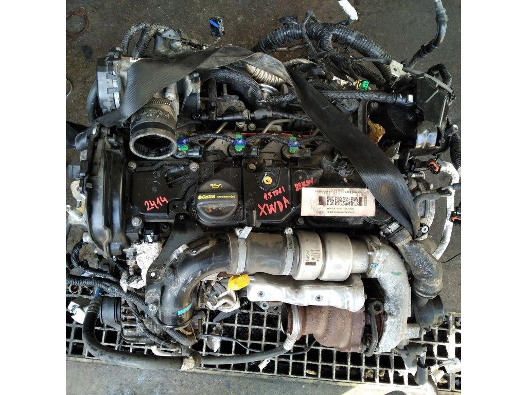 Motor Ford Focus III XWDA 1.5tdci