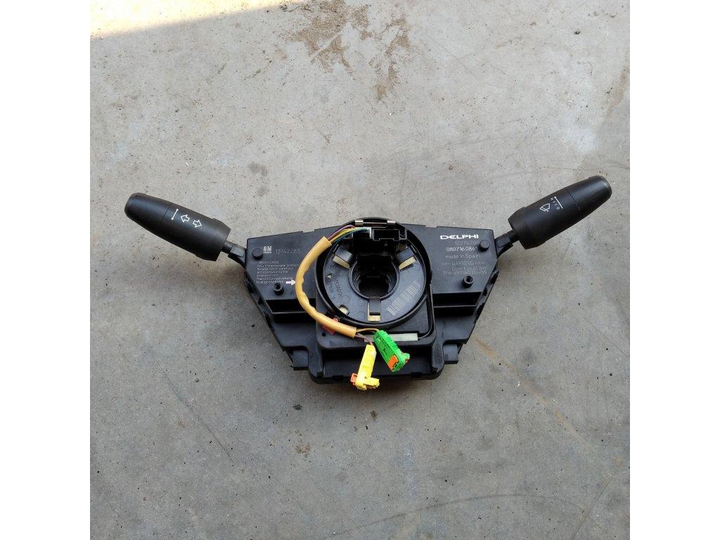 Páčky pod volant Opel Corsa D
