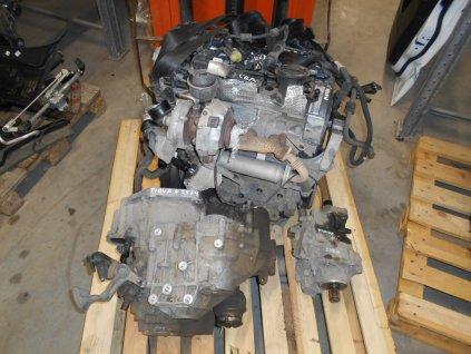 motor CBA 2,0 TDI 100/103KW 4x4 VW Tiguan 5N0