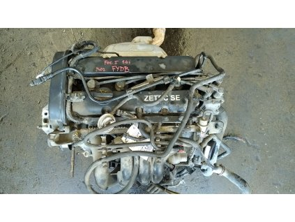 Motor Ford Focus I 1.6i FYDB 74kw
