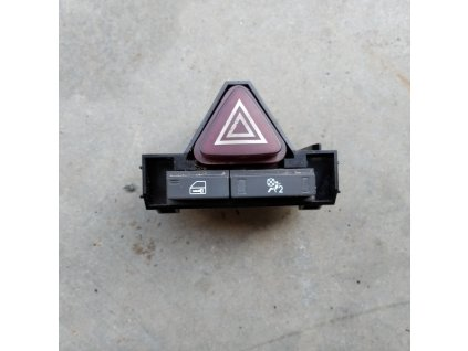 Spínač výstražných světel Opel Corsa D 13 189 529
