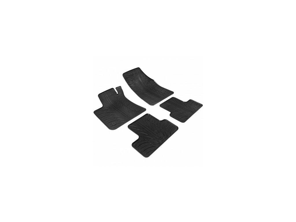 Autorohože GLEDRING - Renault MEGANE IV 2016-