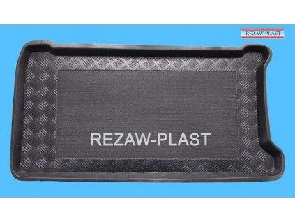 Plastová vanička s protišmykom do kufra REZAW - Fiat 500  HTB 2007-