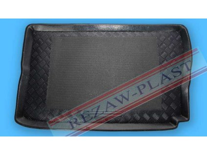 Plastová vanička s protišmykom do kufra REZAW - Fiat BRAVO HTB  1995-2007