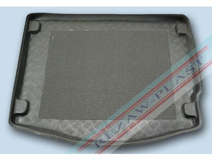 Plastová vaňa kufra s protišmykom REZAW - Ford FOCUS III HATCHBACK 2011-2018