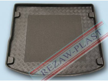Plastová vaňa kufra s protišmykom REZAW - Ford FOCUS III COMBI 2011-2018