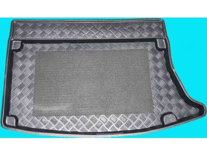Plastová vaňa kufra s protišmykom REZAW - Hyundai I30 HTB DOJAZDOVE KOLESO 2007-2012