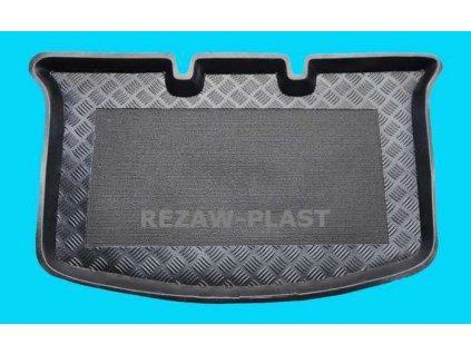 Plastová vaňa kufra s protišmykom REZAW - Hyundai ATOS PRIME   2007-