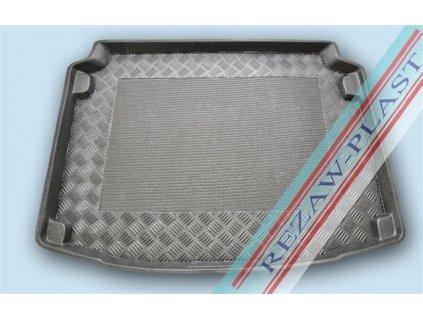 Plastová vanička s protišmykom do kufra REZAW - Peugeot 308 HB  2013-