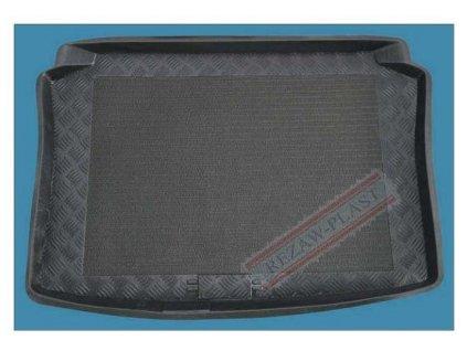 Plastová vaňa kufra s protišmykom REZAW - Volkswagen POLO HTB.  2001-2009