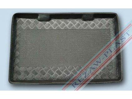 Plastová vaňa kufra s protišmykom REZAW - Volkswagen UP DVOJDNO - DOLNA  2012-