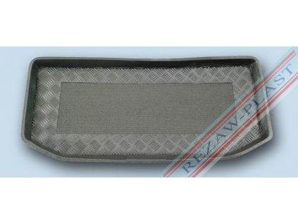 Plastová vaňa kufra s protišmykom REZAW - Volkswagen UP DVOJDNO - HORNA  2012-