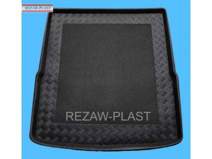Plastová vaňa kufra s protišmykom REZAW - Volkswagen PASSAT B7  KOMBI 2010-2015