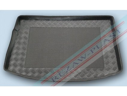 Plastová vaňa kufra s protišmykom REZAW - Volkswagen GOLF VII. DVOJDNO - HORNA HB 2012-